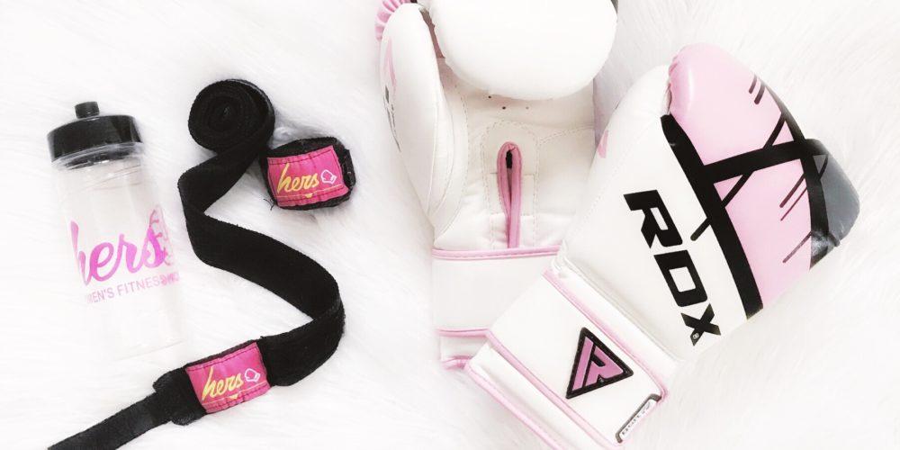 Kickboxing saved my life…